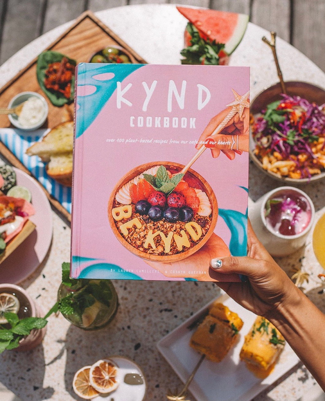 KYND Cook Book