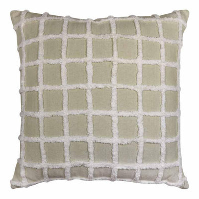 Bronte Natural Pretty Beach Cushion 50cm