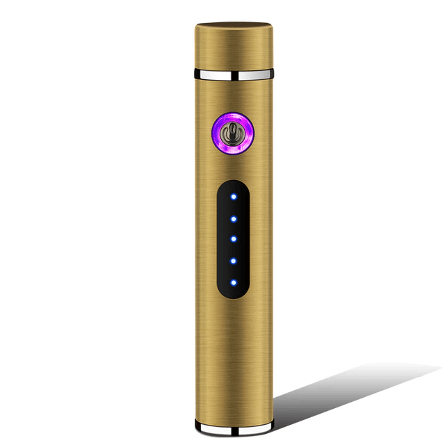 PlasmaTorch Mini™ - Lightning Flame. plasma lighter, arc lighter, tesla coil lighter, coil lighter, tesla lighter, flameless lighter, usb rechargeable lighter, electric arc lighter, charging lighter, plasma arc lighter, rechargeable lighter, reusable, sustainable