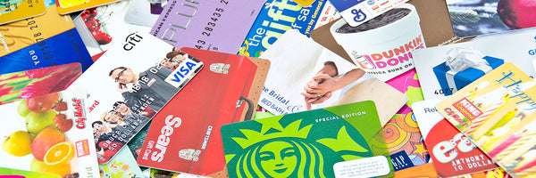 Lost or Unused Giftcards? You're not alone.