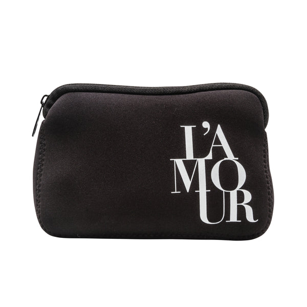 Glamour pouch - small - French Collection -  L'Amour
