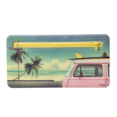 Zipper Pouch - Endless Summer (Yellow)