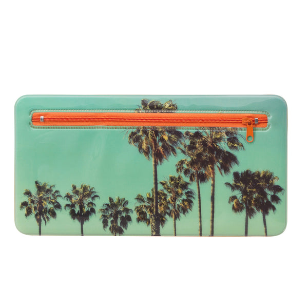 Zipper Pouch - Endless Summer (Orange)