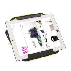 2 in 1 Tablet Sleeves and Stand - Nouveau Noir (SMALL)