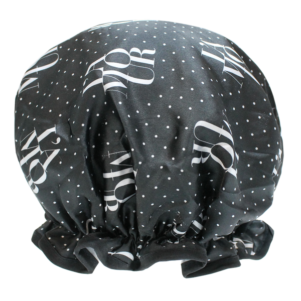 Shower Cap - French Collection - L'Amour