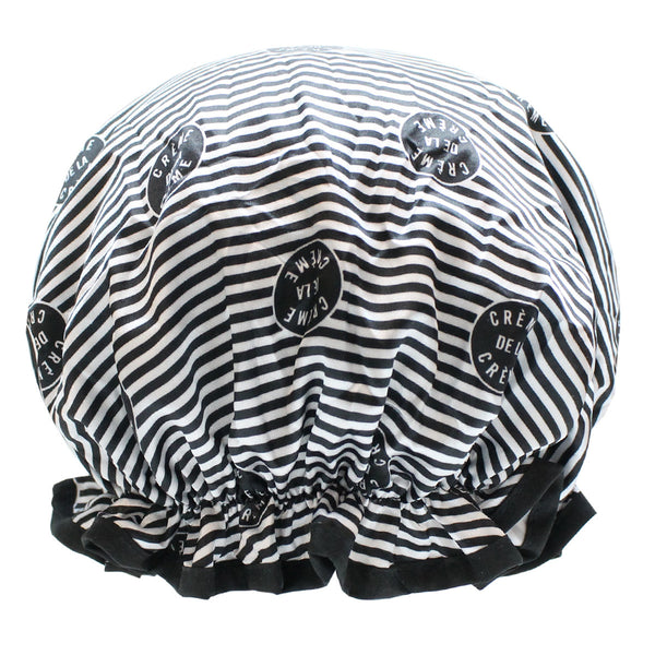 Shower Cap - French collection - Crème