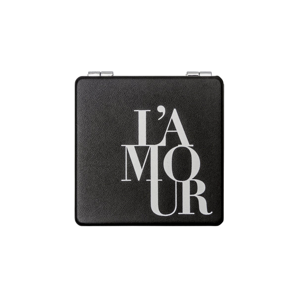 Compact Mirror - French Collection - L'Amour
