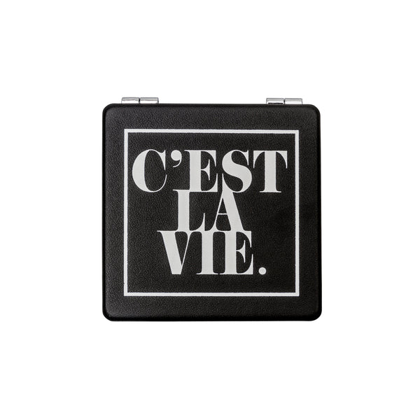Compact Mirror - French Collection - C'est La Vie