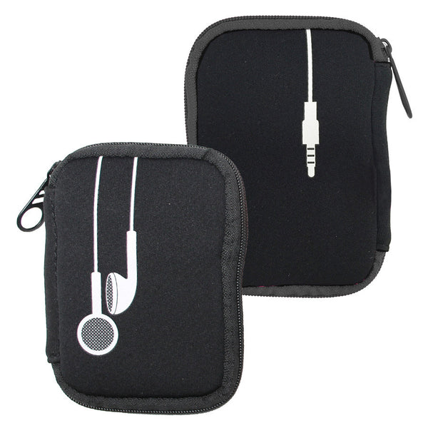 Earbud Case - Plug In (3 Colors)