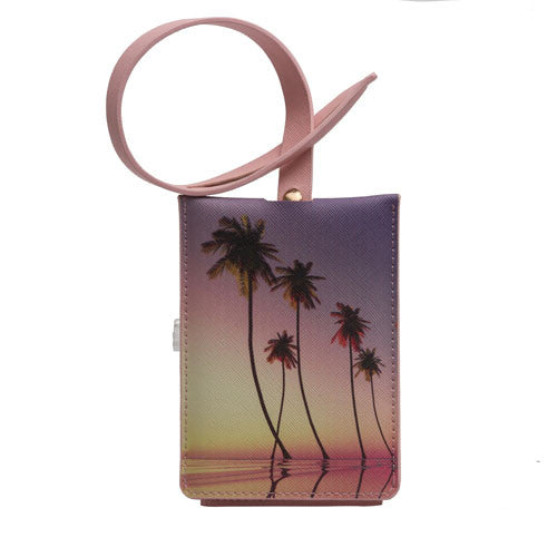 Luggage Tag - Endless Summer (Pink)