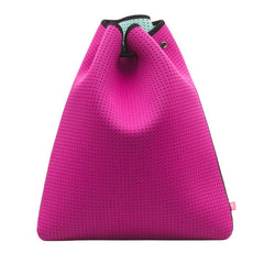 Perforated Carry All - Endless Summer (Pink / Teal)