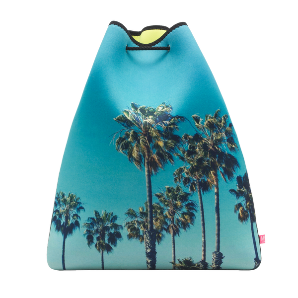 Carry All - Endless Summer (Teal / Lime)