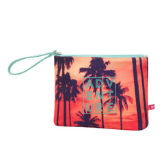 Island Pouch - Endless Summer (Orange)