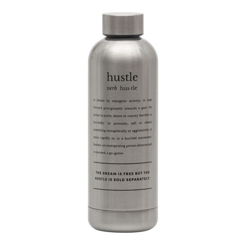 Water Bottle - Definition (Hustle)