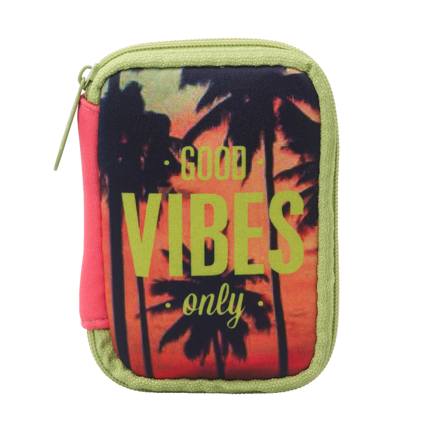 Earbud Case - Endless Summer (Lime)