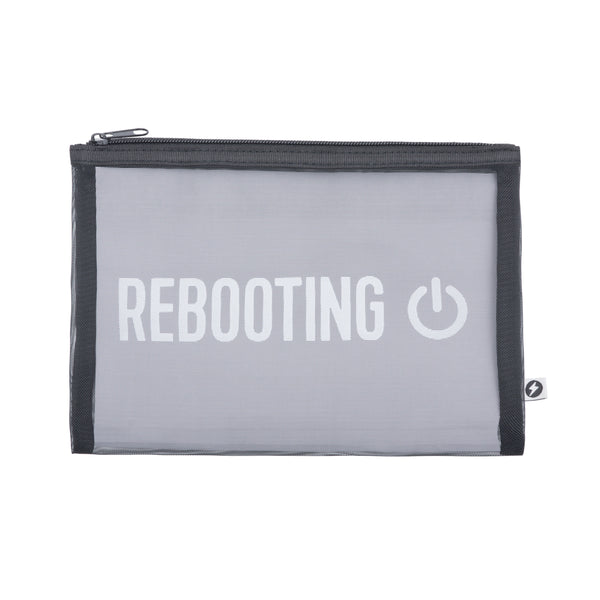 MESH POUCH - REBOOTING