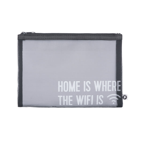 MESH POUCH - HOME WIFI