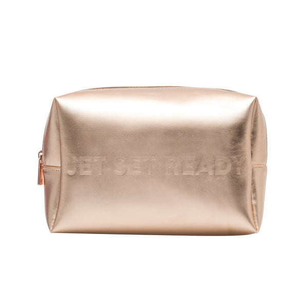 GODDESS JETSETREADY LARGE COSMETIC POUCH