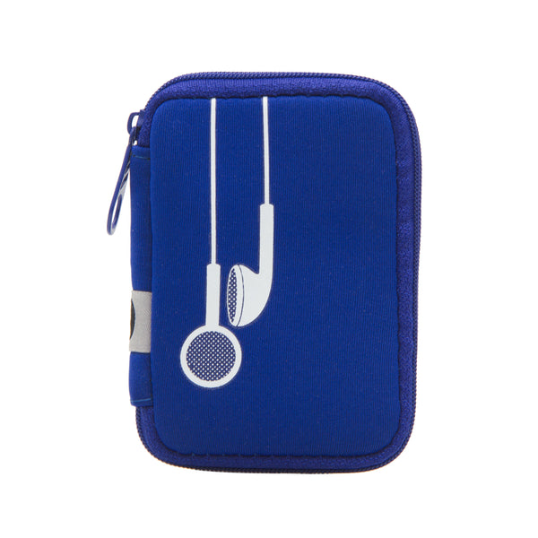 Earbud Case - Plug In (Navy)