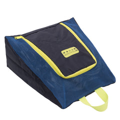 Carry and Go Pouch (Navy / Lime)