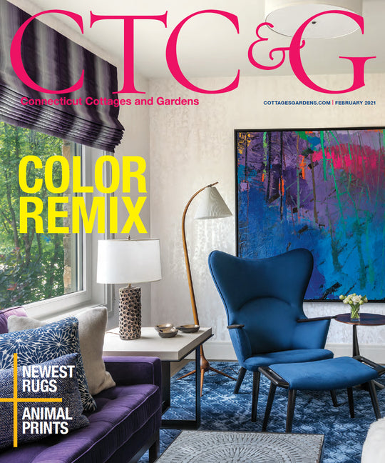 Curio Featured in Cottages & Gardens