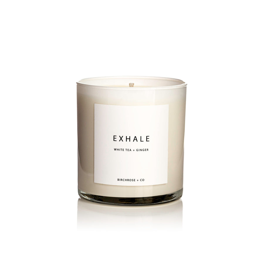 Birchrose Exhale Candle