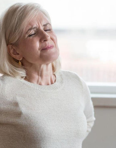neck pain old