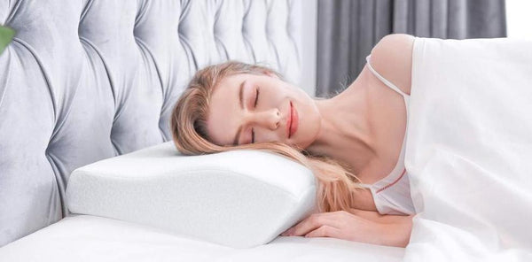 CervicalCloud Neck Pain Contour Pillow