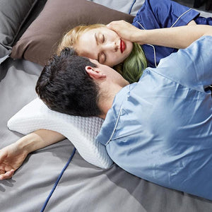CervicalCloud™ Couple Rebound Pillow