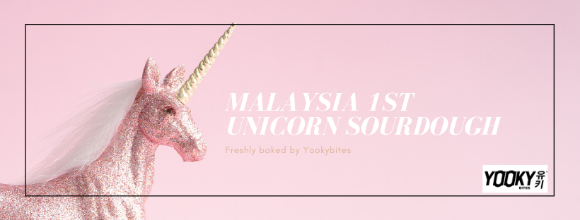 Yookybites | Malaysia No.1 Unicorn Series Sourdough