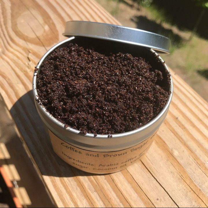 Coffee and Brown Sugar Body Scrub