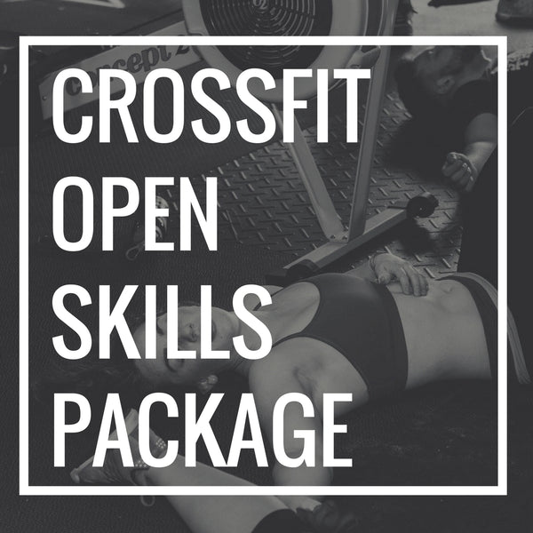 CrossFit Open Skills Package