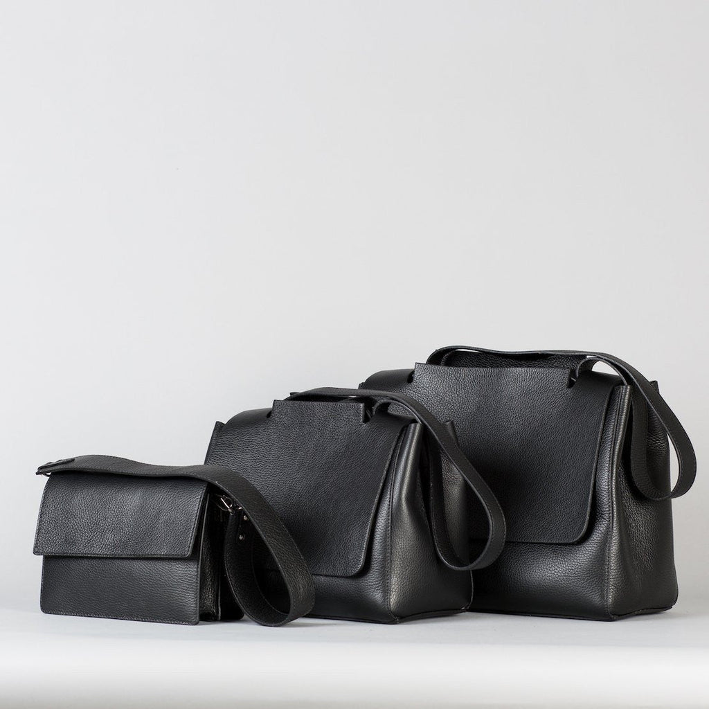 VESTIRSI CARLY + KATIE (SMALL + LARGE) LEATHER BAGS