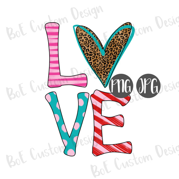 Heart Love Valentine Clipart
