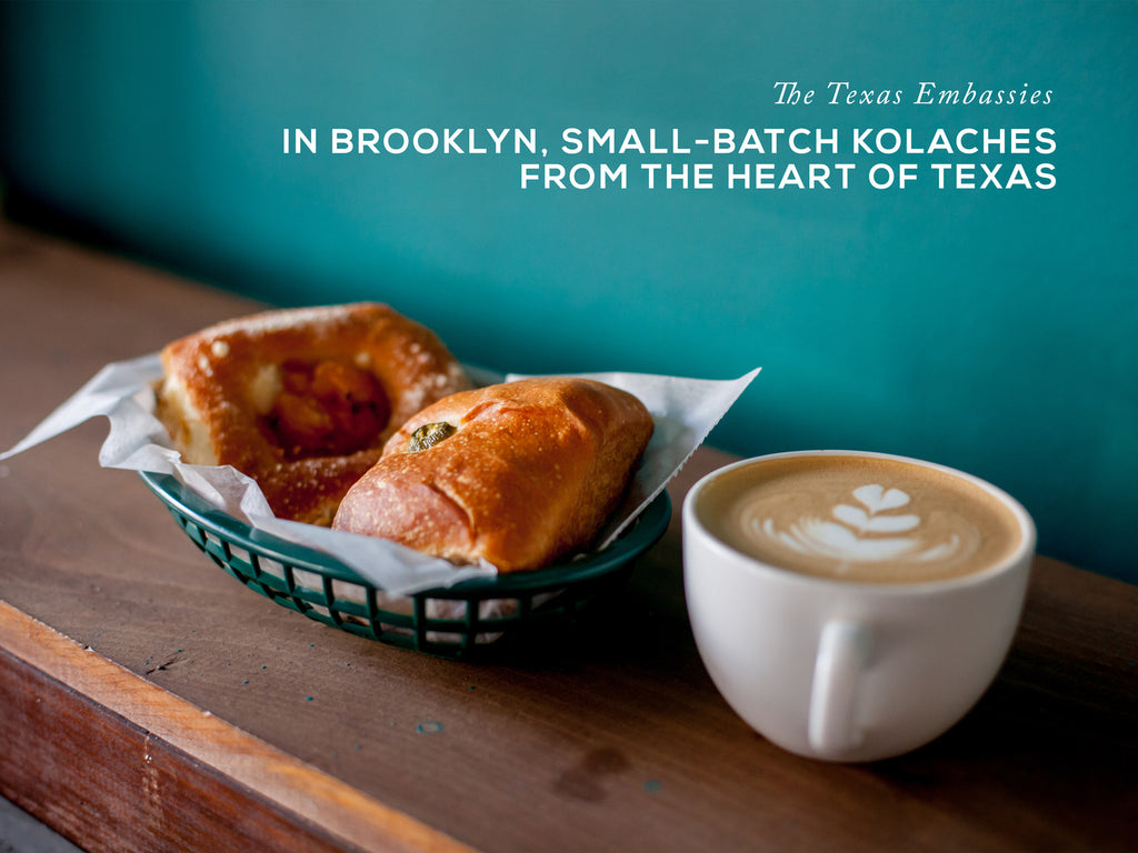 In Brooklyn, Small-Batch Kolaches from the Heart of Texas