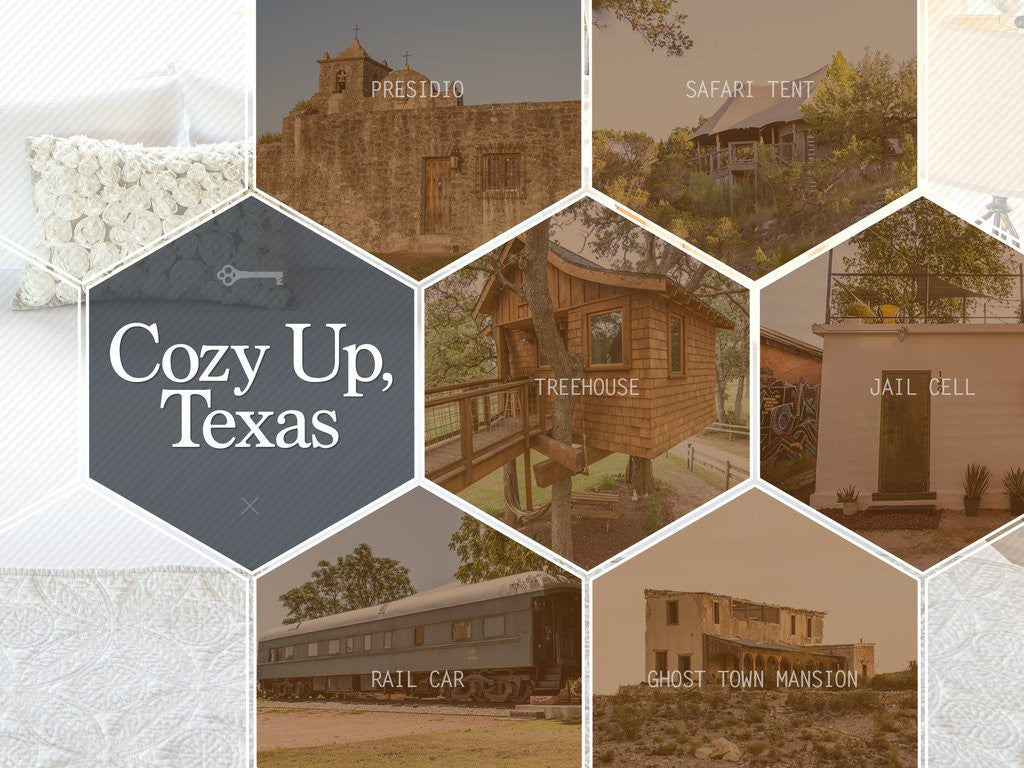 Introducing: Cozy Up, Texas