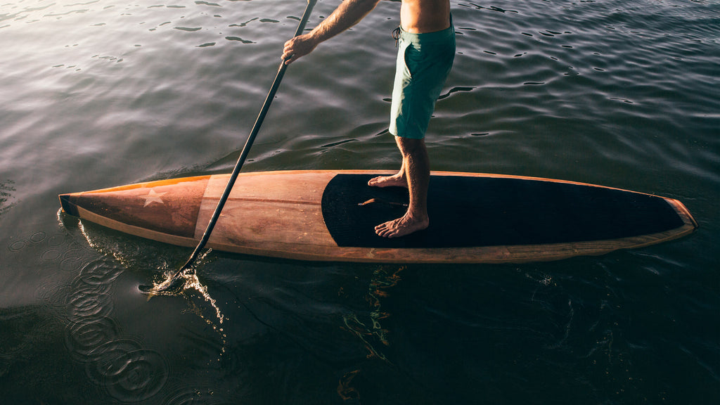 Product Story: The Lone Star Edition Paddle Board