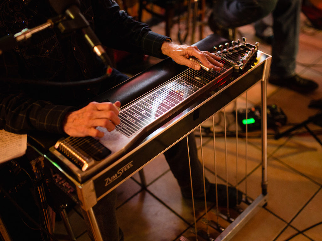 The Steel Guitar: The Instrument Behind Country's Signature Sound