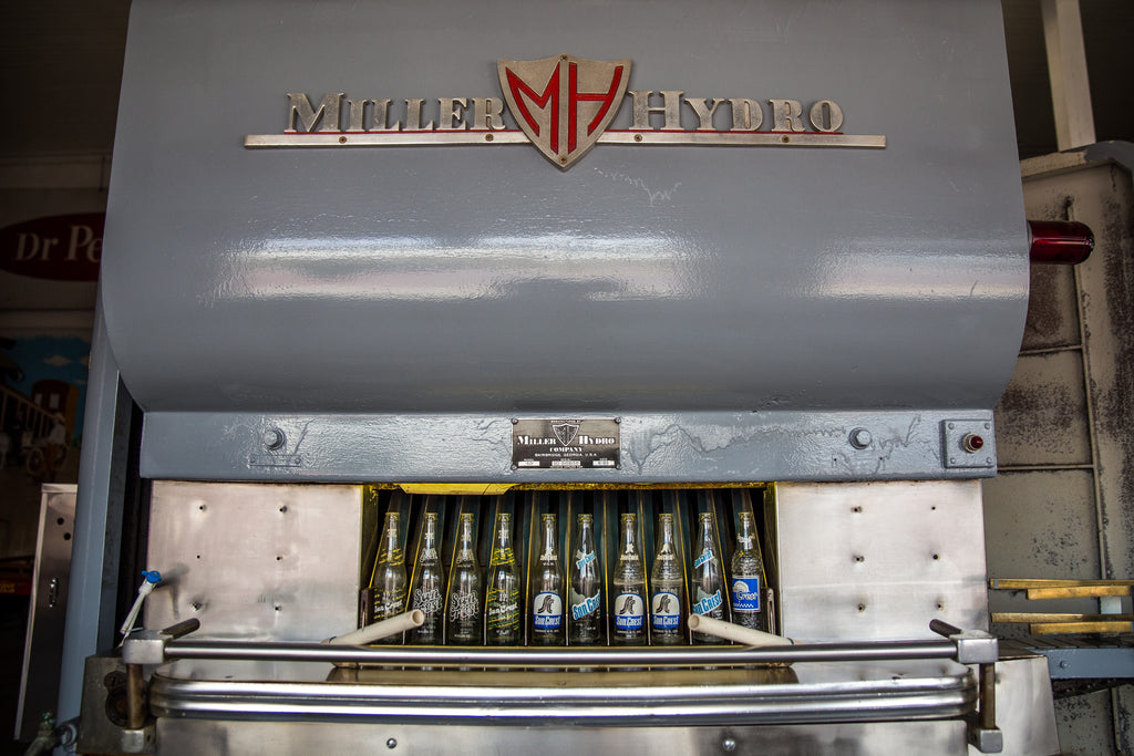 Miller Hydro Bottle Washer
