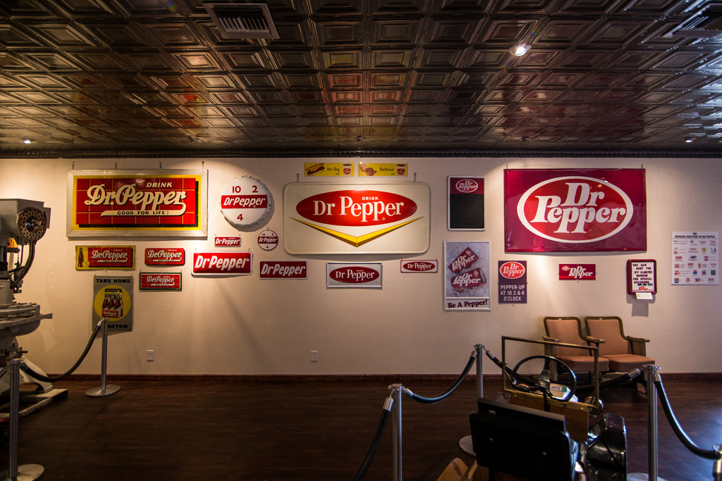 Dr Pepper Dublin Texas