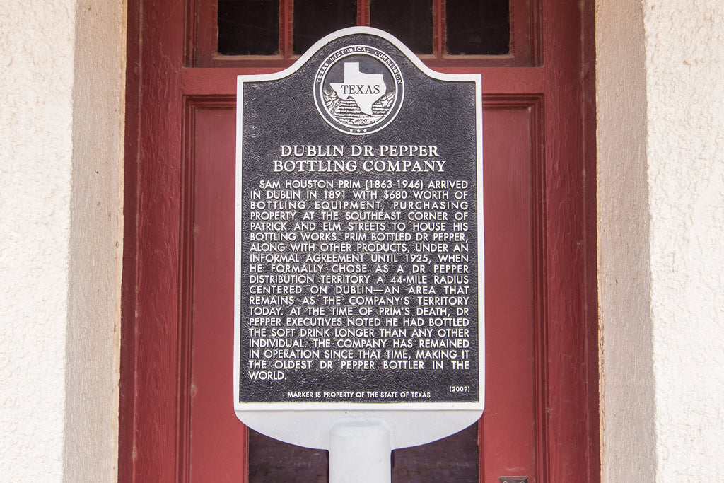 Dublin Dr Pepper Bottling Company