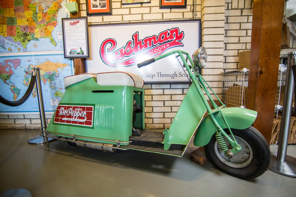 Cushman Scooter