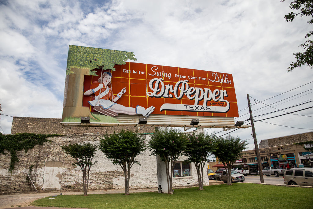 Dr Pepper Waco Texas