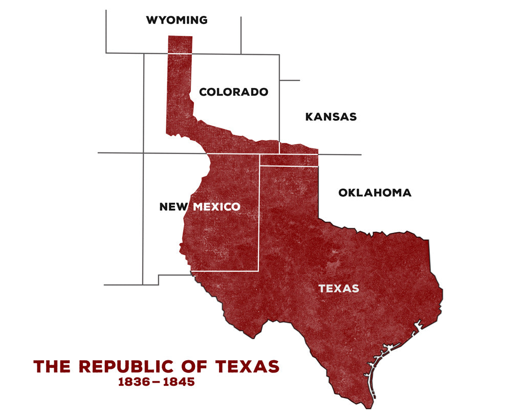 Map Of Texas New Mexico And Colorado.At One Time In Texas Creede Colorado No 4 St James