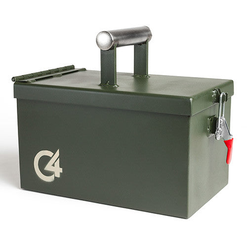 The C4 Portable Grill