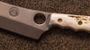 Brown Bear Skinner/Cleaver Knives of Alaska handle detail