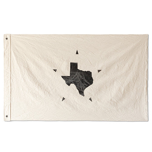 The Star Point Texas Flag