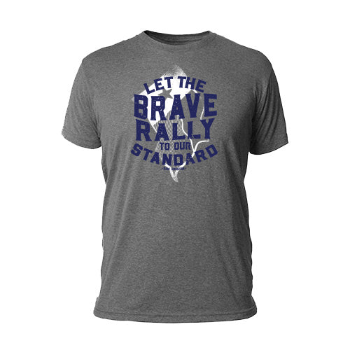 HARVEY RELIEF: Let the Brave Rally! Tee