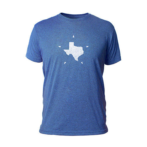 The Star Point Texas Tee