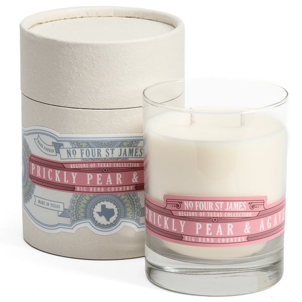 Regions of Texas Candles Collection - Cotton Wick